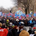 """29. """"demo für alle"""" marschiert los"""