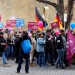 """30. """"demo für alle"""" marschiert los II"""