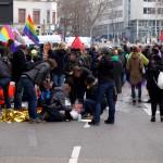 8. versorgung eines verletzten torstraße ecke wilhelmstraße